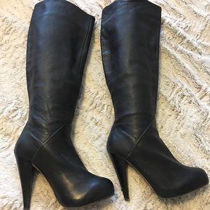 Dolce Vita Tall Platform Heeled Boots